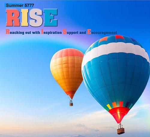 RISE Newsletter – Summer Edition